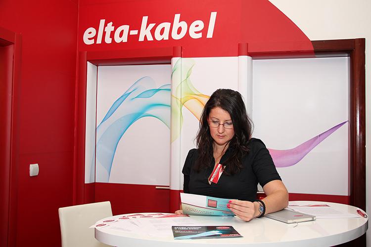 Elta-Kabel showroom